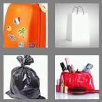 4 pics 1 word 3 letters bag