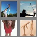 4 pics 1 word 3 letters bow