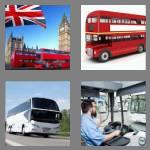 4 pics 1 word 3 letters bus