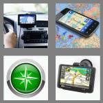 4 pics 1 word 3 letters gps