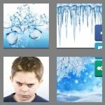 4 pics 1 word 3 letters icy