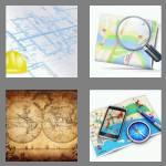 4 pics 1 word 3 letters map