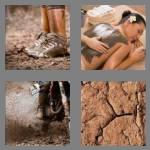 4 pics 1 word 3 letters mud