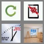 4 pics 1 word 3 letters new