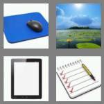 4 pics 1 word 3 letters pad
