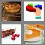 4 pics 1 word 3 letters pie