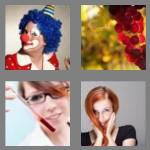 4 pics 1 word 3 letters red