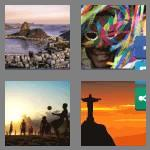 4 pics 1 word 3 letters rio