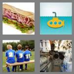 4 pics 1 word 3 letters sub