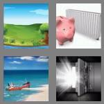 4 pics 1 word 4 letters bank