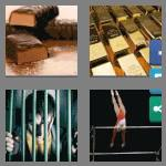 4 pics 1 word 4 letters bars
