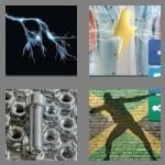 4 pics 1 word 4 letters bolt