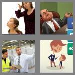 4 pics 1 word 4 letters boss