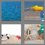 4 pics 1 word 4 letters buoy