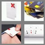4 pics 1 word 4 letters card
