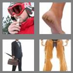 4 pics 1 word 4 letters chap