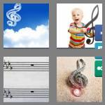 4 pics 1 word 4 letters clef