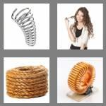 4 pics 1 word 4 letters coil