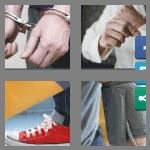4 pics 1 word 4 letters cuff