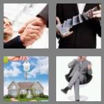 4 pics 1 word 4 letters deal