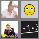 4 pics 1 word 4 letters dull