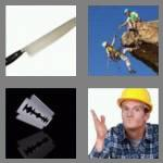4 pics 1 word 4 letters edge