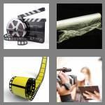 4 pics 1 word 4 letters film