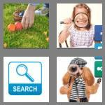 4 pics 1 word 4 letters find