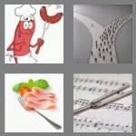 4 pics 1 word 4 letters fork