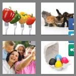 4 pics 1 word 4 letters four