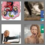 4 pics 1 word 4 letters fury