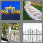 4 pics 1 word 4 letters gate