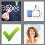 4 pics 1 word 4 letters good