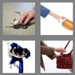 4 pics 1 word 4 letters grab