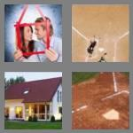 4 pics 1 word 4 letters home