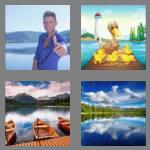 4 pics 1 word 4 letters lake