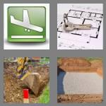 4 pics 1 word 4 letters land