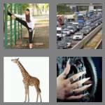 4 pics 1 word 4 letters long