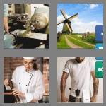 4 pics 1 word 4 letters mill