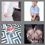 4 pics 1 word 4 letters need