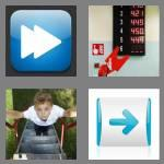 4 pics 1 word 4 letters next