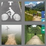4 pics 1 word 4 letters path