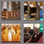 4 pics 1 word 4 letters pews
