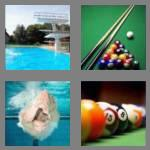 4 pics 1 word 4 letters pool