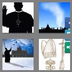 4 pics 1 word 4 letters pope