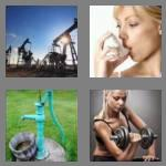4 pics 1 word 4 letters pump