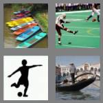 4 pics 1 word 4 letters punt