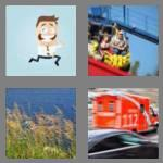 4 pics 1 word 4 letters rush