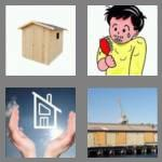 4 pics 1 word 4 letters shed