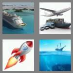 4 pics 1 word 4 letters ship